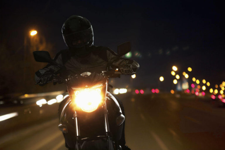 nighttime-motorcycle-accident-chicago
