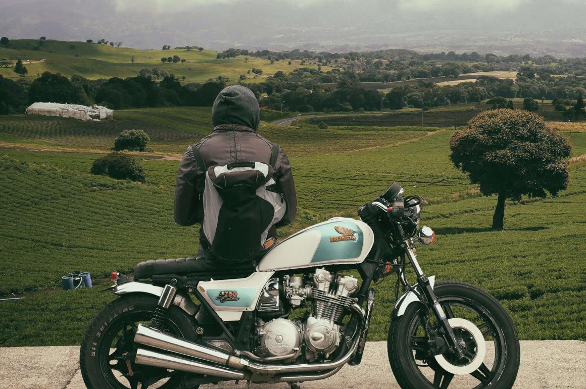 7 coisas que aprendi em meus primeiros anos andando de moto